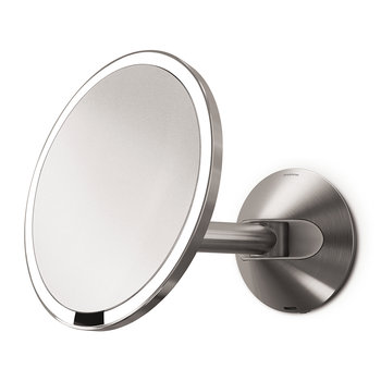 Wall Mount Sensor Mirror