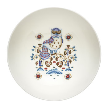 Taika Bowl - White - White