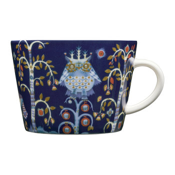 Taika Cappuccino Cup  - Blue