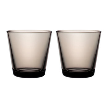 Kartio Tumblers - Sand - Set of 2