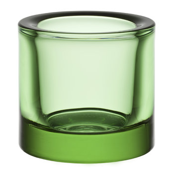 Kivi Votive - Apple Green