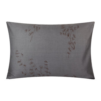 Acacia Dark Quarry Pillowcase - 50x75cm