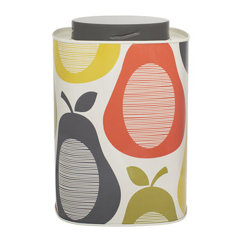 Pear Canister