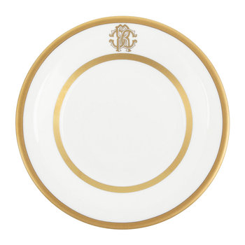 Silk Gold Bread/Butter Plate