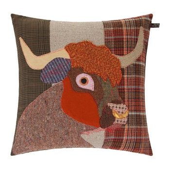 Highland Bull Pillow - 50x50cm