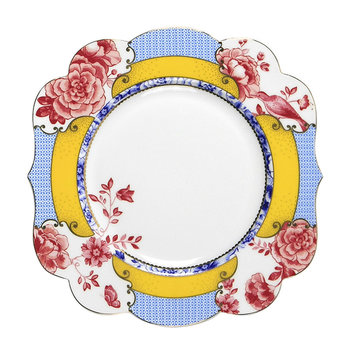 Royal Pip Breakfast Plate