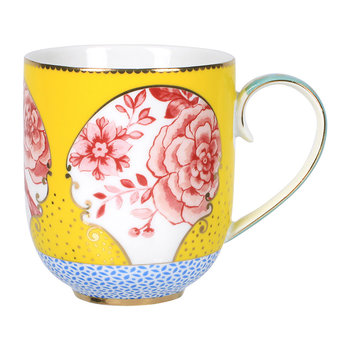 Royal Pip Yellow Mug - Large