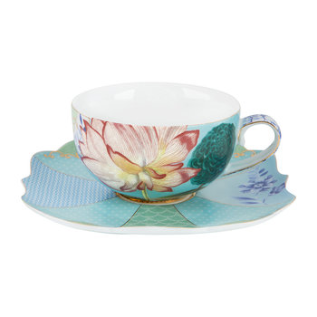 Royal Pip Teacup & Saucer