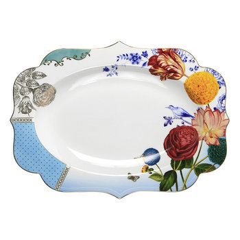 Royal Pip Oval Platter