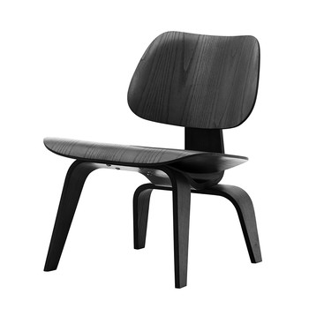 Eames LCW Chair - Black Ash