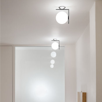 IC Wall/Ceiling Light - Chrome