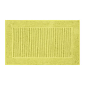 Supreme Hygro Terry Bath Mat - Green Tea