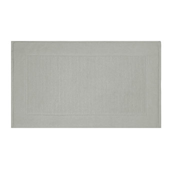 Christy Terry Bath Mat - Silver