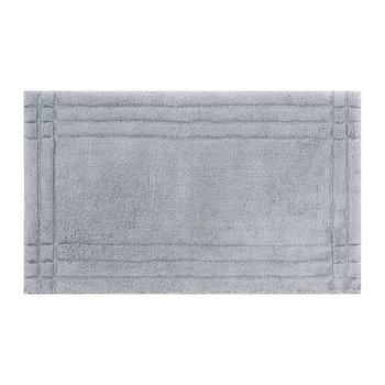 Christy Tufted Rug - Silver