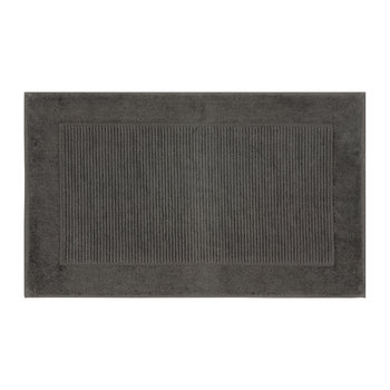 Supreme Hygro Terry Bath Mat - Graphite