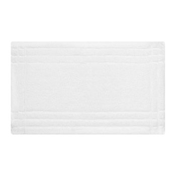Christy Tufted Bath Mat - White