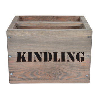 Kindling Box - Wooden