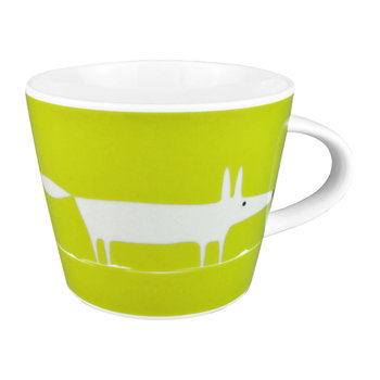Mr Fox Just Greens Mug - Lime
