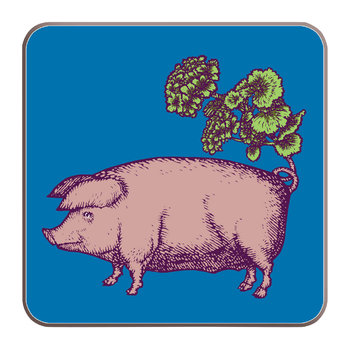 Puddin' Head - Animaux Placemat - Suidae