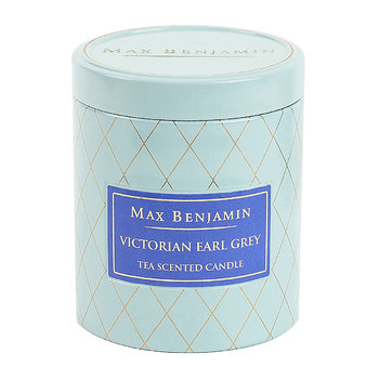 Scented Candle in Tin - 170g - Victorian Earl Gray