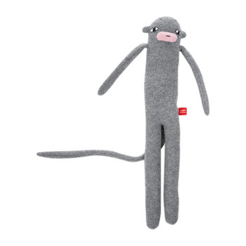 Knitted Lambswool Creature - Charlie Monkey