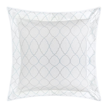 Fugace Aqua Pillowcase - 65x65cm