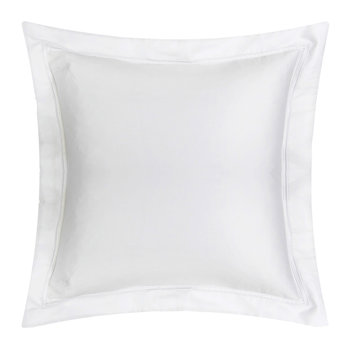 Triomphe Silver Pillowcase