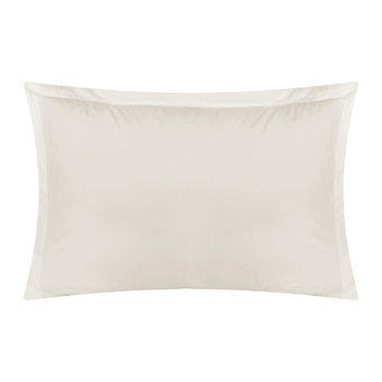 White Egyptian Cotton Pillowcases - Set of 2 - Oxford