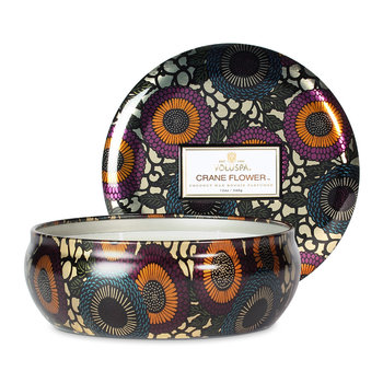 Japonica 3 Wick Candle - Crane Flower - 340g