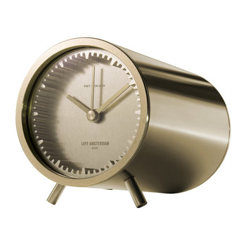 Piet Hein Eek - Tube Clock - Brass