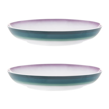 Zig Zag - Soup Dish - Set of 2
