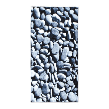 Stone Print Beach Towel