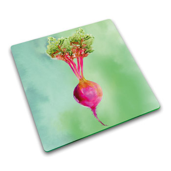 Worktop Saver Boards - Beetroot