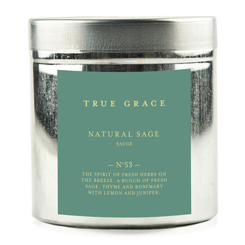 Walled Garden Candle in Tin - Sage - 250g