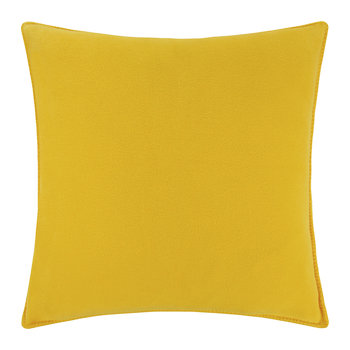Soft Fleece Cushion - 50x50cm - Corn