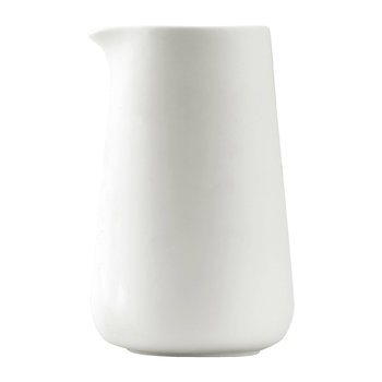 Nordic Pitcher White