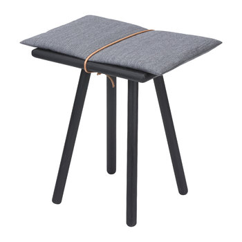 Georg Stool - Low - Black