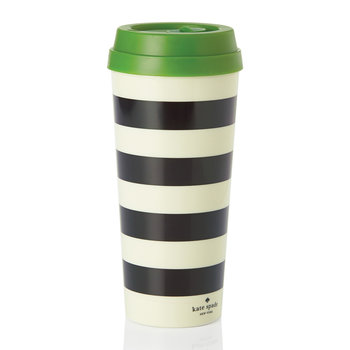 Thermal Mug - Black Stripe