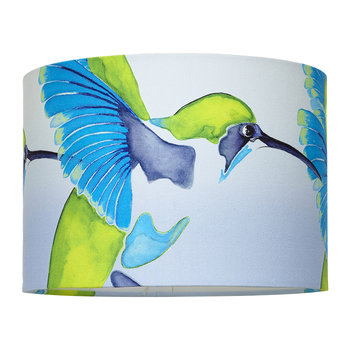 Sipping Nectar Lamp Shade - Medium