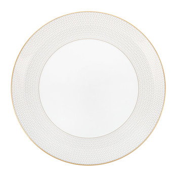 Arris Dinner Plate - 28cm - White