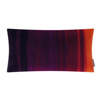 Amazilia Velvet Pillow - 35x60cm - Papaya / Raspberry