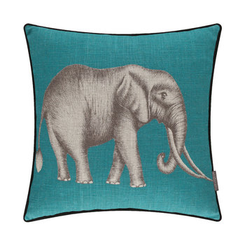 Savanna Pillow - 43x43cm - Jade