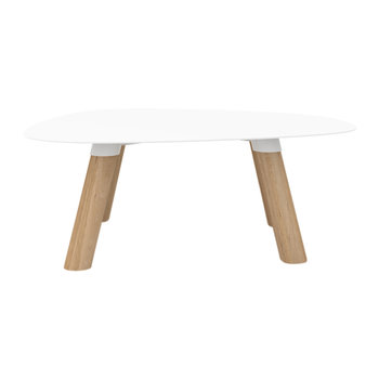 Table Tortue - Blanc
