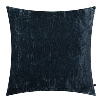 Paddy Velvet Pillow - 50x50cm - French Navy