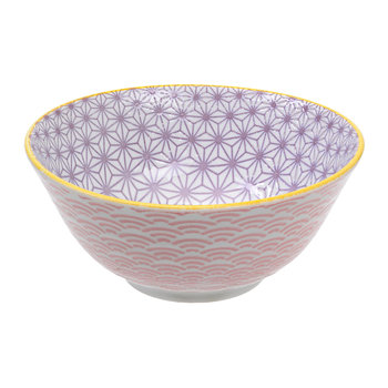 Star Wave Bowl - Purple/Pink