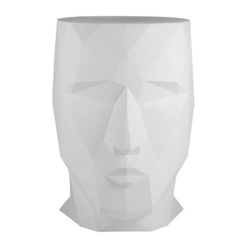 Adan Stool - White