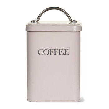 Coffee Canister - Stone
