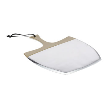 Cheese Paddle Set - Large Wide - Taupe