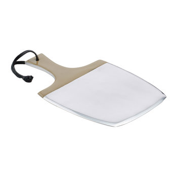 Cheese Paddle Set - Small - Taupe