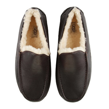 Men's Ascot Slippers - China Tea